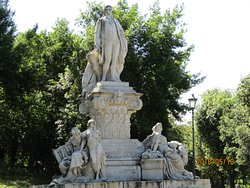 Monumento a Wolfgang Goethe