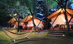 [Hestia - Glamping] - Operation : (Spring~Autumn) BBQ & Space Rental - Location : Outside