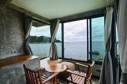 Standard Sea View -1 Double Bed -2 people