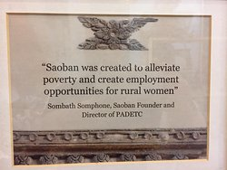 Who Saoban supports