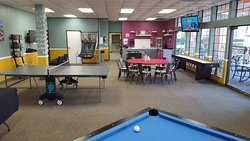 Pool Tables & Game Room