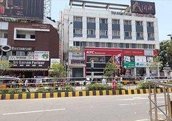 A venue close to mainstream points of the city. i.e. Hospitals, RTC, Markets and many.