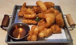 Pan-fried Squid