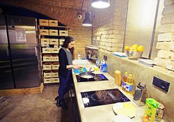 Shared-kitchen