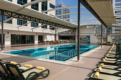 Indoor/Outdoor Heated Pool