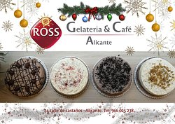 Ross Gelateria & Cafe Alicante