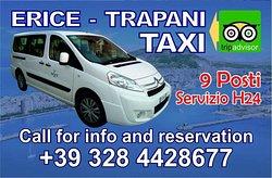 Erice Trapani Taxi