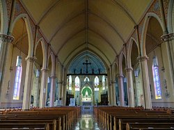 Sainte Genevieve Catholic Parish