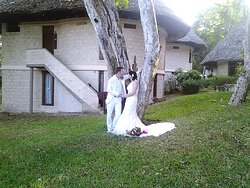 For an intimate ceremony,the Baobab will create the perfect atmosphere for your dream wedding