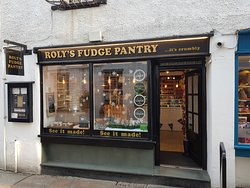Roly's Fudge Bowness-on-Windermere
