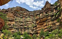 shirez canyon
