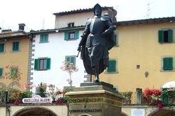 Monumento al Navigatore Giovanni da Verrazzano