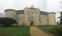 Le château de Mauriac