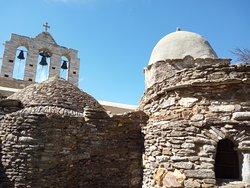 Monastery Panagia Drossiani
