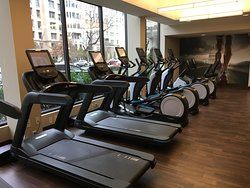 Capital Hilton - New Fitness Center Impression 1