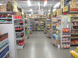 Superindo Supermarket @Sentraland (Lantai Basement)