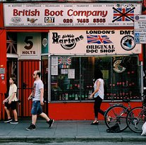 ‪British Boot Company‬
