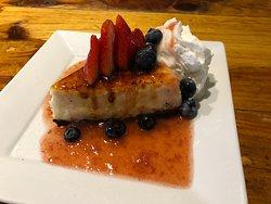 Cheesecake Brûlée