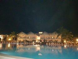Hilton la Romana un ptit coin de paradis