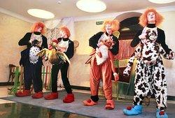 Zhar Ptitsa Puppet Theatre