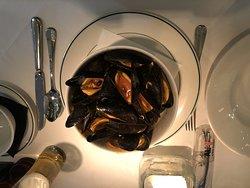 Mussels Al Arabiatta