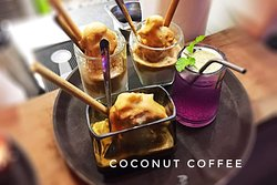 Hidden Gem Coffee - Add: 3B Hang Tre Street, Hanoi