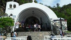 gruta de la Virgen del Valle