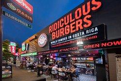 Ridiculous Burgers