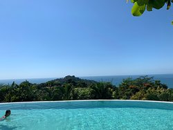 The most beautiful views in Manuel Antonio