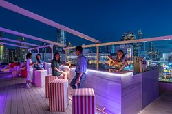 View Rooftop Bar Bangkok
