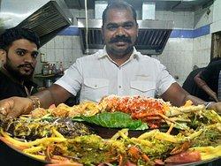 Big fish platter