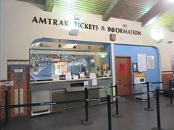 Amtrak ticket and information