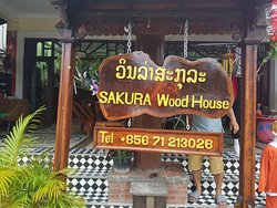 Sakura Wood House Luangprabang