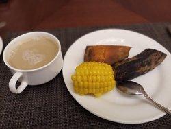 Breakfast dan bermalam di jw marriot hotel jakarta