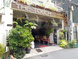 The Touch Therapeutic massage