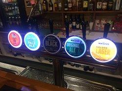 Distintos tipos de cervezas
