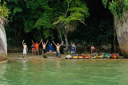Kayak Paraty - Water sports
