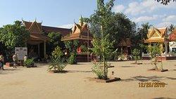 The pagoda complex.