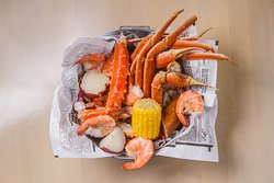 Charleston Crab House-Market St
