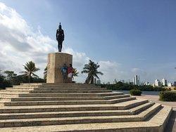 Monumento India Catalina
