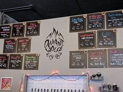 Deviant Wolfe Brewery
