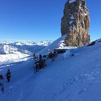 Col du Pillon - Glacier 3000 - Sanetsch - Gsteig