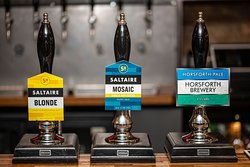 16 beers on now, a wide range of local and national beers with prices to suit everyone!