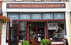 ‪The Frenchman's Corner‬