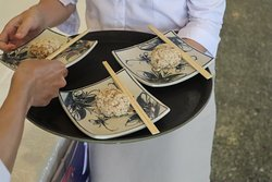 Traditional handmade mochi brings New Year's cheer