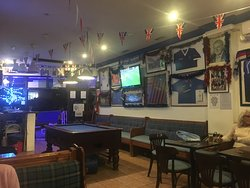 The New Bluebell Sports Bar