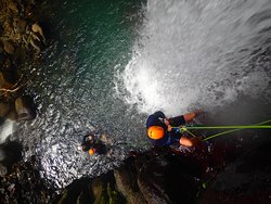 Canopee Guadeloupe Canyoning