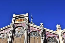 Visitas guiadas y paseos por los principales monumentos de Valencia. Mercado Central de Valencia #tour #guiadeturismo