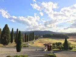 A paradise in Tuscany