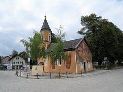 Saint Sebastian Chapel